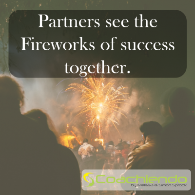 Partners see the Fireworks of success together.