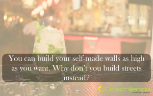 Build Streets instead of Walls